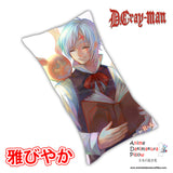 New D Gray Man Male Anime Dakimakura Rectangle Pillow Cover Custom Designer Rokudo-Aurora ADC133 - Anime Dakimakura Pillow Shop | Fast, Free Shipping, Dakimakura Pillow & Cover shop, pillow For sale, Dakimakura Japan Store, Buy Custom Hugging Pillow Cover - 1