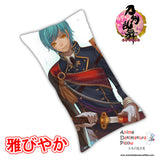 New Touken Ranbu Male Anime Dakimakura Rectangle Pillow Cover Custom Designer Rokudo-Aurora ADC141 - Anime Dakimakura Pillow Shop | Fast, Free Shipping, Dakimakura Pillow & Cover shop, pillow For sale, Dakimakura Japan Store, Buy Custom Hugging Pillow Cover - 2