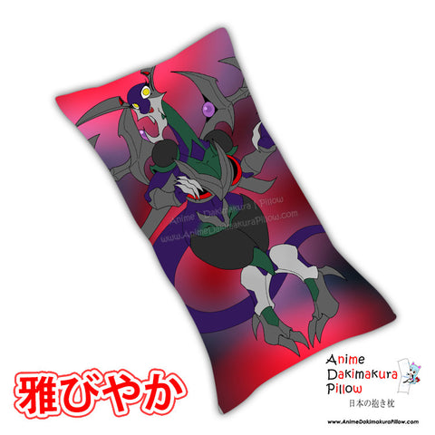 New YuGiOh Anime Dakimakura Rectangle Pillow Cover Custom Designer Ryan Leachman ADC386 - Anime Dakimakura Pillow Shop | Fast, Free Shipping, Dakimakura Pillow & Cover shop, pillow For sale, Dakimakura Japan Store, Buy Custom Hugging Pillow Cover - 1