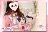 New Nico Yazawa - Love Live! Anime Japanese Heart Shaped Stuffed Plush Throw Pillow Cover GZFONG535 - Anime Dakimakura Pillow Shop | Fast, Free Shipping, Dakimakura Pillow & Cover shop, pillow For sale, Dakimakura Japan Store, Buy Custom Hugging Pillow Cover - 3