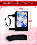 New Maki Nishikino - Love Live! Anime  Japanese Fanny Pack Travel Clutch Waist Thigh Bag H0493 - Anime Dakimakura Pillow Shop | Fast, Free Shipping, Dakimakura Pillow & Cover shop, pillow For sale, Dakimakura Japan Store, Buy Custom Hugging Pillow Cover - 6