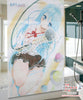 New Hibiki Ganaha, Ami and Mami Futami, Azusa Miura - The Idonmaster Anime Japanese Window Curtain Door Entrance Room Partition  H0488 - Anime Dakimakura Pillow Shop | Fast, Free Shipping, Dakimakura Pillow & Cover shop, pillow For sale, Dakimakura Japan Store, Buy Custom Hugging Pillow Cover - 2