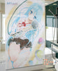 New Komachi Hikigaya - My Teen Romantic Comedy Anime Japanese Window Curtain Door Entrance Room Partition H0163 - Anime Dakimakura Pillow Shop | Fast, Free Shipping, Dakimakura Pillow & Cover shop, pillow For sale, Dakimakura Japan Store, Buy Custom Hugging Pillow Cover - 2