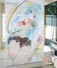 New Hestia - DanMachi Anime Japanese Window Curtain Door Entrance Room Partition H0085 - Anime Dakimakura Pillow Shop | Fast, Free Shipping, Dakimakura Pillow & Cover shop, pillow For sale, Dakimakura Japan Store, Buy Custom Hugging Pillow Cover - 2