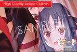 New Rikka - Chuunibyou Demo Koi ga Shitai Anime Japanese Window Curtain Door Entrance Room Partition H0123 - Anime Dakimakura Pillow Shop | Fast, Free Shipping, Dakimakura Pillow & Cover shop, pillow For sale, Dakimakura Japan Store, Buy Custom Hugging Pillow Cover - 3