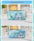 New Hatsune Miku - Vocaloid Anime Durable High Quality Cute Pencil Case H900012
