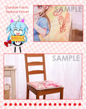 New Rem and Ram - Re Zero Japanese Anime Seat Cushion Pillow Natural Velvet Chair Memory Foam Pillow H180024