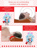 New Rem - Re Zero Japanese Anime Head Cushion Pillow Deluxe Memory Soft Head Foam H190032