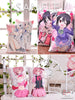 New Chiya Ujimatsu - Is the Order Rabbit Anime Dakimakura Rectangle Pillow Cover H0285 - Anime Dakimakura Pillow Shop | Fast, Free Shipping, Dakimakura Pillow & Cover shop, pillow For sale, Dakimakura Japan Store, Buy Custom Hugging Pillow Cover - 5