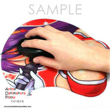 New Byakuya Chakai Anime Ergonomic 3D Mouse Pad Sexy Butt Wrist Rest Oppai GZFONG MP56 - Anime Dakimakura Pillow Shop | Fast, Free Shipping, Dakimakura Pillow & Cover shop, pillow For sale, Dakimakura Japan Store, Buy Custom Hugging Pillow Cover - 3