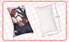 New Hestia - DanMachi Anime Dakimakura Rectangle Pillow Cover H0056 - Anime Dakimakura Pillow Shop | Fast, Free Shipping, Dakimakura Pillow & Cover shop, pillow For sale, Dakimakura Japan Store, Buy Custom Hugging Pillow Cover - 4