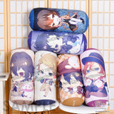 New-Azur-Lane-Japanese-Anime-Comfort-Neck-and-Support-Mini-Round-Roll-Bolster-Dakimakura-Pillow-H800009