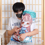 New-Hatsune-Miku-Vocaloid-Japanese-Anime-Comfort-Neck-and-Support-Mini-Round-Roll-Bolster-Dakimakura-Pillow-H800067