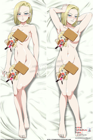 New Android 18 - Dragon Ball Z Anime Dakimakura Japanese Pillow Custom Designer StormFedeR ADC348 - Anime Dakimakura Pillow Shop | Fast, Free Shipping, Dakimakura Pillow & Cover shop, pillow For sale, Dakimakura Japan Store, Buy Custom Hugging Pillow Cover - 1