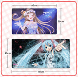 New Kurumi Tokisaki - Date a Live Anime Gaming Playmat Multipurpose Mousepad PM28 - Anime Dakimakura Pillow Shop | Fast, Free Shipping, Dakimakura Pillow & Cover shop, pillow For sale, Dakimakura Japan Store, Buy Custom Hugging Pillow Cover - 5