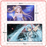 New Chaika - Chaika The Coffin Princess Anime Gaming Mouse Pad Deluxe Multipurpose Playmat H0433 - Anime Dakimakura Pillow Shop | Fast, Free Shipping, Dakimakura Pillow & Cover shop, pillow For sale, Dakimakura Japan Store, Buy Custom Hugging Pillow Cover - 5
