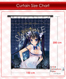 New  Kumiko Oumae & Sapphire Kawashima - HIBIKE! EUPHONIUM KUMIKO OUMAE Anime Japanese Window Curtain Door Entrance Room Partition H0482 - Anime Dakimakura Pillow Shop | Fast, Free Shipping, Dakimakura Pillow & Cover shop, pillow For sale, Dakimakura Japan Store, Buy Custom Hugging Pillow Cover - 7