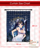 New Hanayo Koizumi - Love Live Anime Japanese Window Curtain Door Entrance Room Partition H0158 - Anime Dakimakura Pillow Shop | Fast, Free Shipping, Dakimakura Pillow & Cover shop, pillow For sale, Dakimakura Japan Store, Buy Custom Hugging Pillow Cover - 6