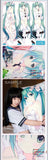 New Hatsune Miku and Megurine Luka - Vocaloid Anime Dakimakura Japanese Pillow Cover HM23 - Anime Dakimakura Pillow Shop | Fast, Free Shipping, Dakimakura Pillow & Cover shop, pillow For sale, Dakimakura Japan Store, Buy Custom Hugging Pillow Cover - 3