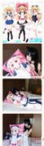 New  League of Legends Jinx Anime Dakimakura Japanese Pillow Cover LOL11 - Anime Dakimakura Pillow Shop | Fast, Free Shipping, Dakimakura Pillow & Cover shop, pillow For sale, Dakimakura Japan Store, Buy Custom Hugging Pillow Cover - 3