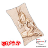 New Lay in the Dust Anime Rectangle Dakimakura Japanese Pillow Cover Custom Designer Schiraki ADC361 - Anime Dakimakura Pillow Shop | Fast, Free Shipping, Dakimakura Pillow & Cover shop, pillow For sale, Dakimakura Japan Store, Buy Custom Hugging Pillow Cover - 2