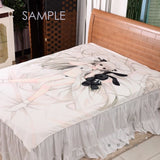New Black Rock Shooter Japanese Anime Bed Blanket Cover or Duvet Cover Blanket 15 - Anime Dakimakura Pillow Shop | Fast, Free Shipping, Dakimakura Pillow & Cover shop, pillow For sale, Dakimakura Japan Store, Buy Custom Hugging Pillow Cover - 2