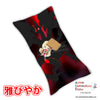 New Red Eyes Black Dragon - YuGiOh Anime Dakimakura Rectangle Pillow Cover Custom Designer Ryan Leachman  ADC147 - Anime Dakimakura Pillow Shop | Fast, Free Shipping, Dakimakura Pillow & Cover shop, pillow For sale, Dakimakura Japan Store, Buy Custom Hugging Pillow Cover - 1