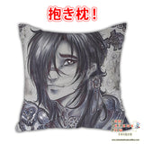 New Koujaku - Dramatical Murder Anime Dakimakura Japanese Square Pillow Cover Custom Designer Shon2 ADC629 - Anime Dakimakura Pillow Shop | Fast, Free Shipping, Dakimakura Pillow & Cover shop, pillow For sale, Dakimakura Japan Store, Buy Custom Hugging Pillow Cover - 1