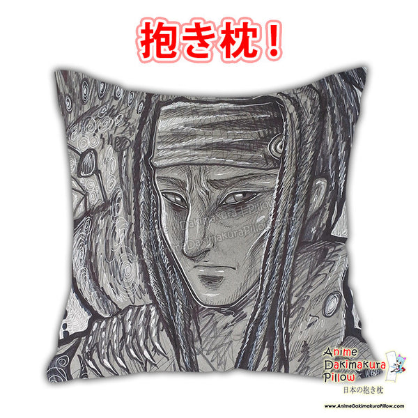 New Mink - Dramatical Murder Anime Dakimakura Japanese Square Pillow Cover Custom Designer Shon2 ADC630 - Anime Dakimakura Pillow Shop | Fast, Free Shipping, Dakimakura Pillow & Cover shop, pillow For sale, Dakimakura Japan Store, Buy Custom Hugging Pillow Cover - 1