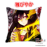 New Kagerou Project Anime Square Dakimakura Japanese Pillow Cover Custom Designer ShinkuNekita ADC346 - Anime Dakimakura Pillow Shop | Fast, Free Shipping, Dakimakura Pillow & Cover shop, pillow For sale, Dakimakura Japan Store, Buy Custom Hugging Pillow Cover - 1