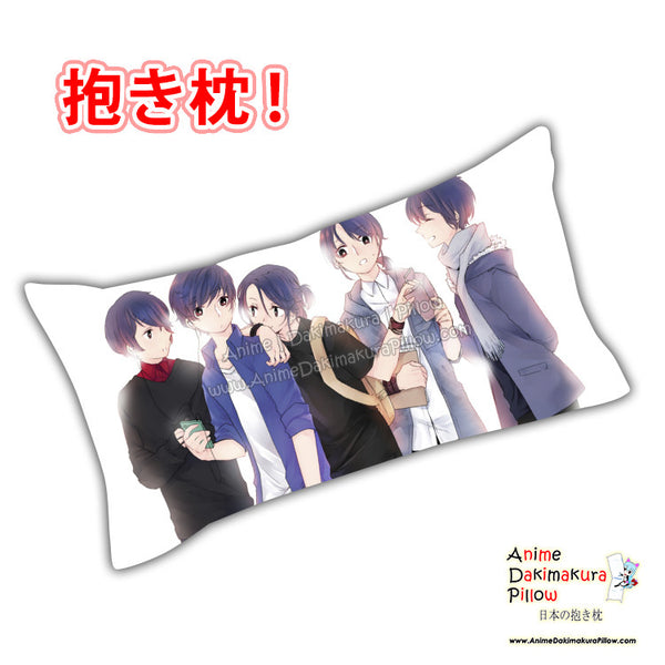 New Shounen Anime Dakimakura Rectangle Pillow Cover Custom Designer Yamazaki Shyn ADC732 - Anime Dakimakura Pillow Shop | Fast, Free Shipping, Dakimakura Pillow & Cover shop, pillow For sale, Dakimakura Japan Store, Buy Custom Hugging Pillow Cover - 1