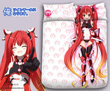 New Souji Mitsuka - Ore Twintail ni Narimasu Japanese Anime Bed Blanket or Duvet Cover with Pillow Covers Blanket 1 - Anime Dakimakura Pillow Shop | Fast, Free Shipping, Dakimakura Pillow & Cover shop, pillow For sale, Dakimakura Japan Store, Buy Custom Hugging Pillow Cover - 1