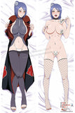 New Konan - Naruto Anime Dakimakura Japanese Pillow Custom Designer StormFedeR ADC205 - Anime Dakimakura Pillow Shop | Fast, Free Shipping, Dakimakura Pillow & Cover shop, pillow For sale, Dakimakura Japan Store, Buy Custom Hugging Pillow Cover - 2