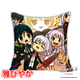 New K-Project Top Selling Anime Dakimakura Square Pillow Cover Custom Designer TakaiSeika ADC185 - Anime Dakimakura Pillow Shop | Fast, Free Shipping, Dakimakura Pillow & Cover shop, pillow For sale, Dakimakura Japan Store, Buy Custom Hugging Pillow Cover - 1