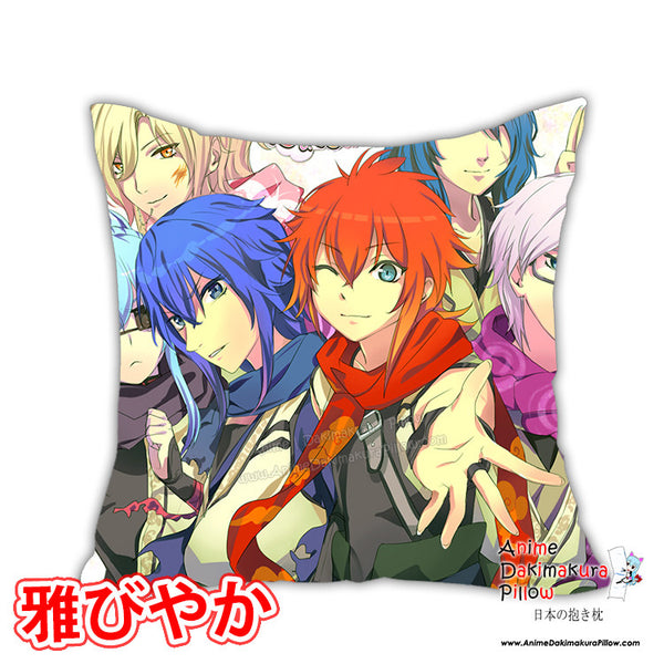 New Shinobi Koi Utsutsu Top Selling Anime Dakimakura Square Pillow Cover Custom Designer TakaiSeika ADC173 - Anime Dakimakura Pillow Shop | Fast, Free Shipping, Dakimakura Pillow & Cover shop, pillow For sale, Dakimakura Japan Store, Buy Custom Hugging Pillow Cover - 1