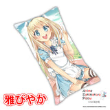 New Alice in Wonderland Anime Dakimakura Rectangle Pillow Cover Custom Designer TakaiSeika ADC193 - Anime Dakimakura Pillow Shop | Fast, Free Shipping, Dakimakura Pillow & Cover shop, pillow For sale, Dakimakura Japan Store, Buy Custom Hugging Pillow Cover - 1