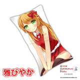 New Christmas Elf Anime Dakimakura Rectangle Pillow Cover Custom Designer TakaiSeika ADC188 - Anime Dakimakura Pillow Shop | Fast, Free Shipping, Dakimakura Pillow & Cover shop, pillow For sale, Dakimakura Japan Store, Buy Custom Hugging Pillow Cover - 1