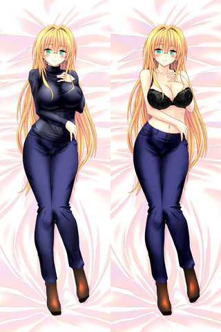 New Tearju Lunatique - To Love Ru Anime Dakimakura Japanese Pillow Cover Tearju Lunatique ADP-4086 - Anime Dakimakura Pillow Shop | Fast, Free Shipping, Dakimakura Pillow & Cover shop, pillow For sale, Dakimakura Japan Store, Buy Custom Hugging Pillow Cover - 1