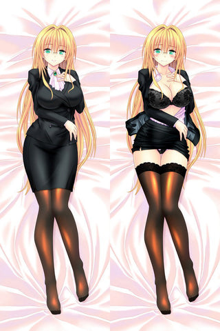 New Tearju Lunatique - To Love Ru Anime Dakimakura Japanese Pillow Cover Tearju Lunatique1 - Anime Dakimakura Pillow Shop | Fast, Free Shipping, Dakimakura Pillow & Cover shop, pillow For sale, Dakimakura Japan Store, Buy Custom Hugging Pillow Cover - 1