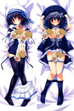 New Yuzuha Toujou - Absolute Compliance Anime Dakimakura Japanese Pillow Cover - Anime Dakimakura Pillow Shop | Fast, Free Shipping, Dakimakura Pillow & Cover shop, pillow For sale, Dakimakura Japan Store, Buy Custom Hugging Pillow Cover - 1