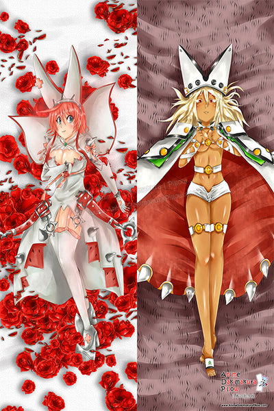 New Guilty Gear Anime Dakimakura Japanese Pillow Custom Designer Tuksoil ADC155 - Anime Dakimakura Pillow Shop | Fast, Free Shipping, Dakimakura Pillow & Cover shop, pillow For sale, Dakimakura Japan Store, Buy Custom Hugging Pillow Cover - 1