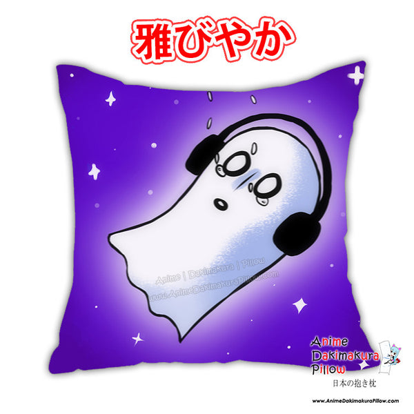 New Napstablook Undertale Anime Dakimakura Japanese Pillow Cover Custom Designer Vocaphilia ADC410