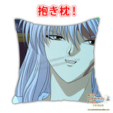 New Yoko Kurama - Yu Yu Hakusho Anime Dakimakura Japanese Square Pillow Cover Custom Designer Fox Mewmew ADC680 - Anime Dakimakura Pillow Shop | Fast, Free Shipping, Dakimakura Pillow & Cover shop, pillow For sale, Dakimakura Japan Store, Buy Custom Hugging Pillow Cover - 1