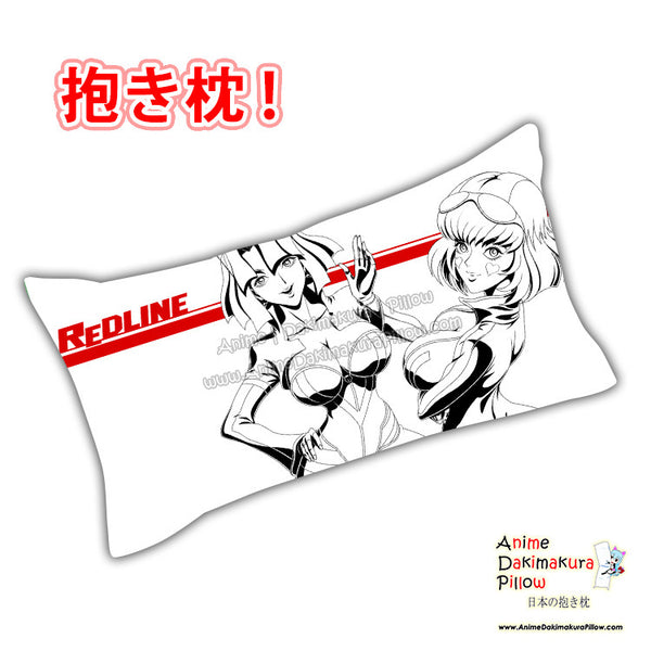 New Super Boins - Redline Anime Dakimakura Japanese Rectangle Pillow Cover Custom Designer АкирА ADC692