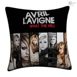 New Avril Lavigne Throw Pillow cushion pillowcases cover10 - Anime Dakimakura Pillow Shop | Fast, Free Shipping, Dakimakura Pillow & Cover shop, pillow For sale, Dakimakura Japan Store, Buy Custom Hugging Pillow Cover - 1
