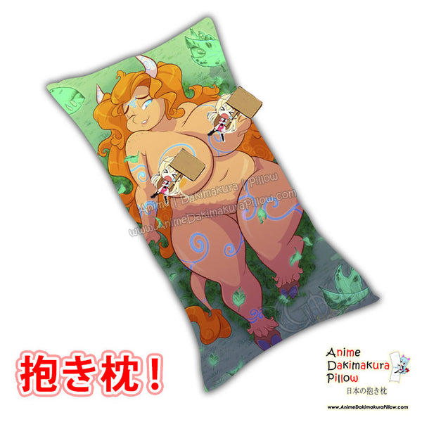 New Damona Goddess of Abundance Anime Dakimakura Japanese Pillow Cover Custom Designer Kevin Williams ADC749 - Anime Dakimakura Pillow Shop | Fast, Free Shipping, Dakimakura Pillow & Cover shop, pillow For sale, Dakimakura Japan Store, Buy Custom Hugging Pillow Cover - 1