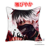 New Ken Kaneki - Tokyo Ghoul Anime Dakimakura Japanese Pillow Cover Custom Designer EyFaege ADC282 - Anime Dakimakura Pillow Shop | Fast, Free Shipping, Dakimakura Pillow & Cover shop, pillow For sale, Dakimakura Japan Store, Buy Custom Hugging Pillow Cover - 1