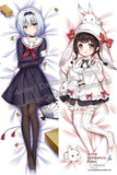 New-Ginko-Sora-Ryuuou-no-Oshigoto!-and-M99-Girls-Frontline-Anime-Dakimakura-Japanese-Hugging-Body-Pillow-Cover-h3735-B-h3736-B