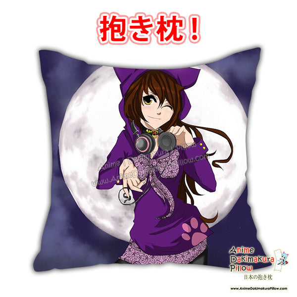 New Moonshine Anime Dakimakura Japanese Square Pillow Cover Custom Designer Siphine ADC756 - Anime Dakimakura Pillow Shop | Fast, Free Shipping, Dakimakura Pillow & Cover shop, pillow For sale, Dakimakura Japan Store, Buy Custom Hugging Pillow Cover - 1