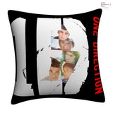 New One Direction Throw Pillow Case cushion pillowcase cover2 - Anime Dakimakura Pillow Shop | Fast, Free Shipping, Dakimakura Pillow & Cover shop, pillow For sale, Dakimakura Japan Store, Buy Custom Hugging Pillow Cover - 1